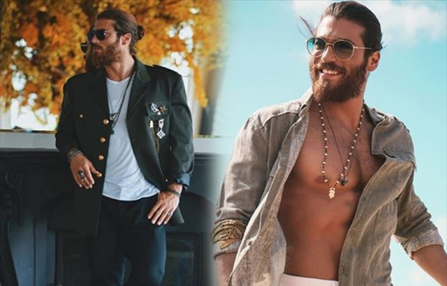 Can Yaman « Celebrity Age | Weight | Height | Net Worth